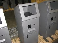 Complete Fabrication and Assembly of ATM Enclosure