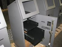 Internal Assembly of ATM Enclosure