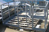 Lift Basket for Jet Fuel Truck