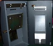 Vault Assembly   for Wall Mount ATM